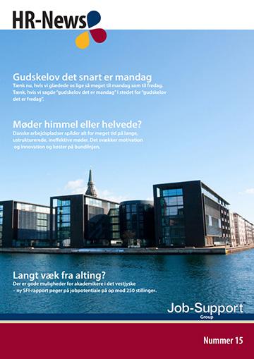 support job i norddjurs kommune